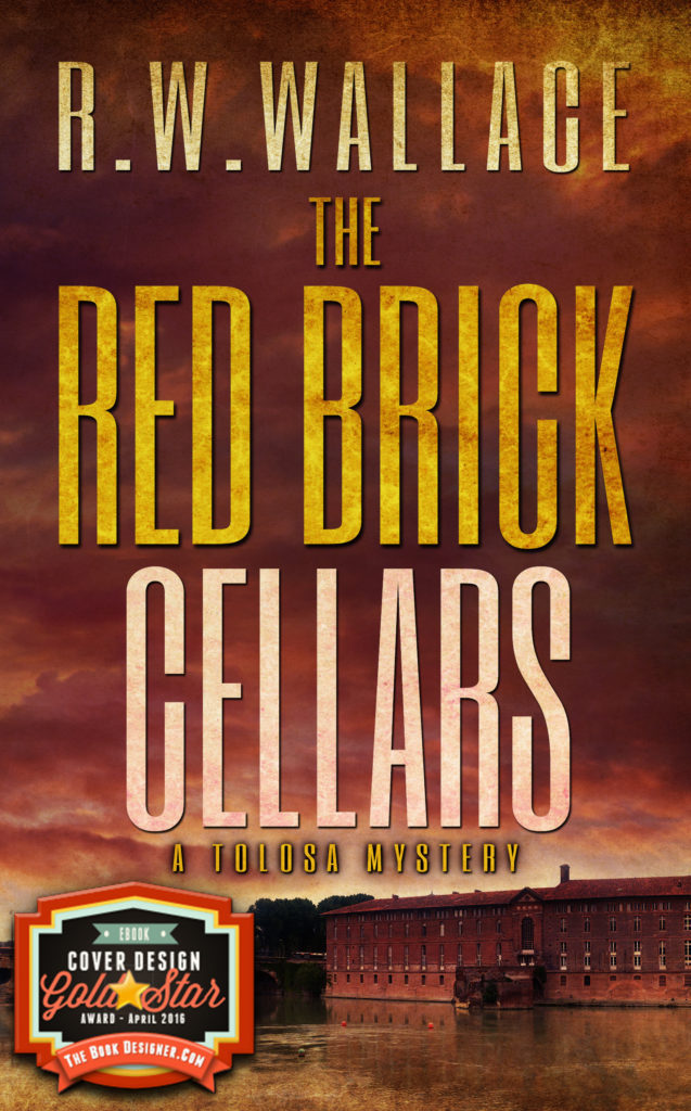 The Red Brick Cellars with Thebookdesigner Gold Star