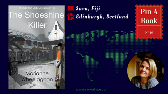 The Shoeshine Killer by Marianne Wheelaghan